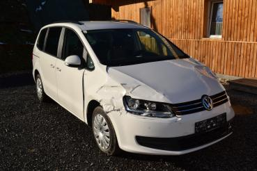 "Volkswagen Sharan Trendline BMT 115PS ""Airbags OK"" Multi"